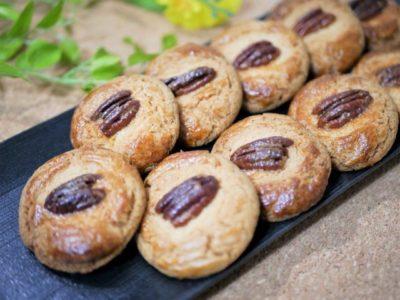 アーモンドクッキー:点心ちゅん